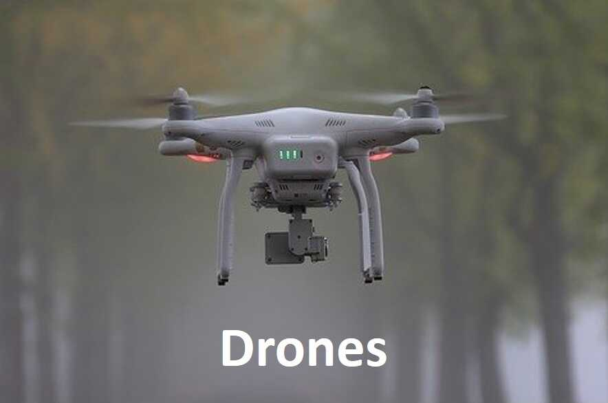 requisitos drones